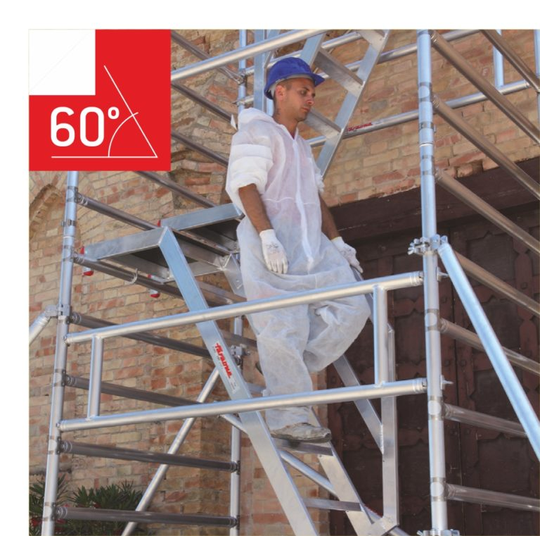rusztowanie 135x190 schody Faraone