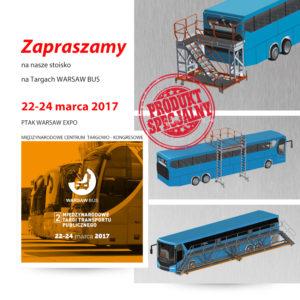 Faraone zaprasza na targi autobusowe 2017