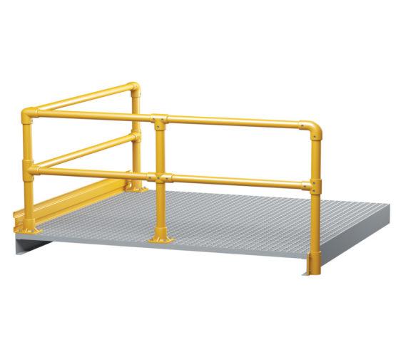barierka ochronna