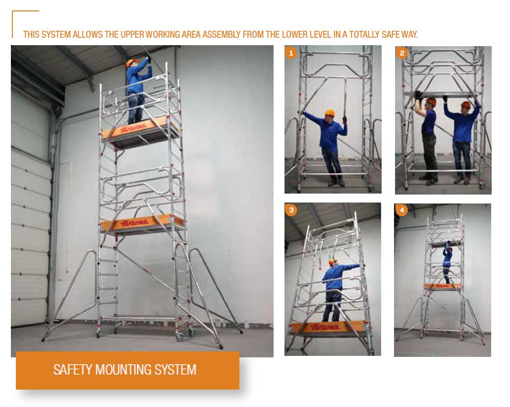 top safety flex scaffold